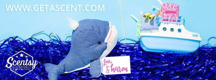 omg I want him!! Benny the whale Scentsy buddy on getascent.com