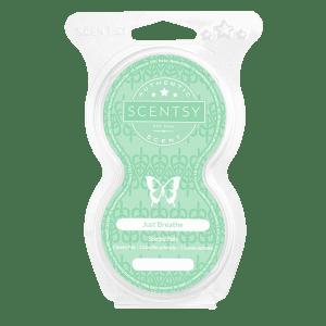 Just Breathe Scentsy Pod