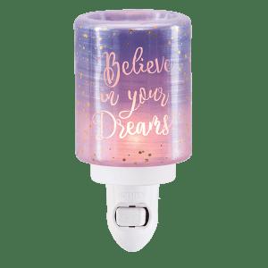 Believe In Your Dreams Scentsy Mini Warmer