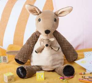 Scentsy's Kenzie the Kangaroo is for sale now at getascent.com!