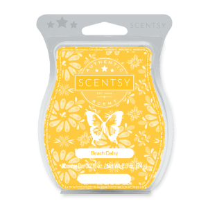 Scentsy beach daisy scentsy bar for sale now at getascent.com!