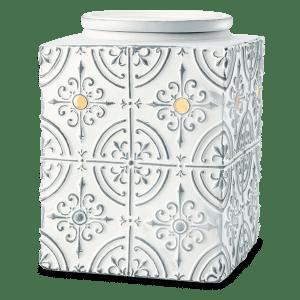 Pressed Tin Scentsy Warmer