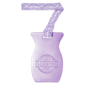 Lavender Cotton Scentsy Car Bar