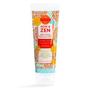 Now & Zen Body Cream