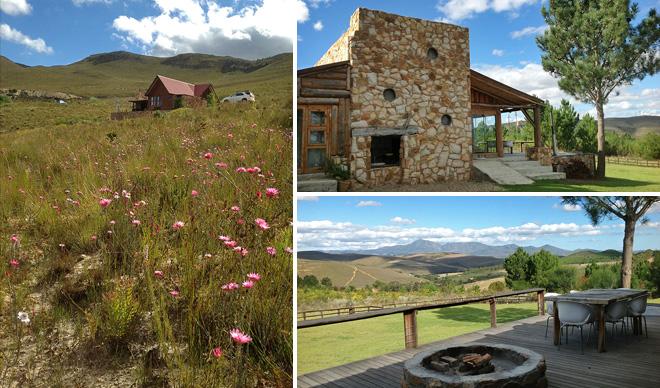 Image result for KolKol Mountain Lodge, Bot River, Western Cape