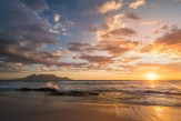 There was a spectacular sunset one evening in Blouberg Beach. I took multiple shots to try to get the wave splashing on the rocks just right. I felt this gave the image some movement, and it caught the light of the sunset perfectly. I had to take an additional exposure of the sun, to not have it burn out too much, and blended it into the final image. – By Marc Greyvenstein, Cape Town Sony A7RII, Sony 16-35mm f/4, ISO 50, f/16, 1/10 sec