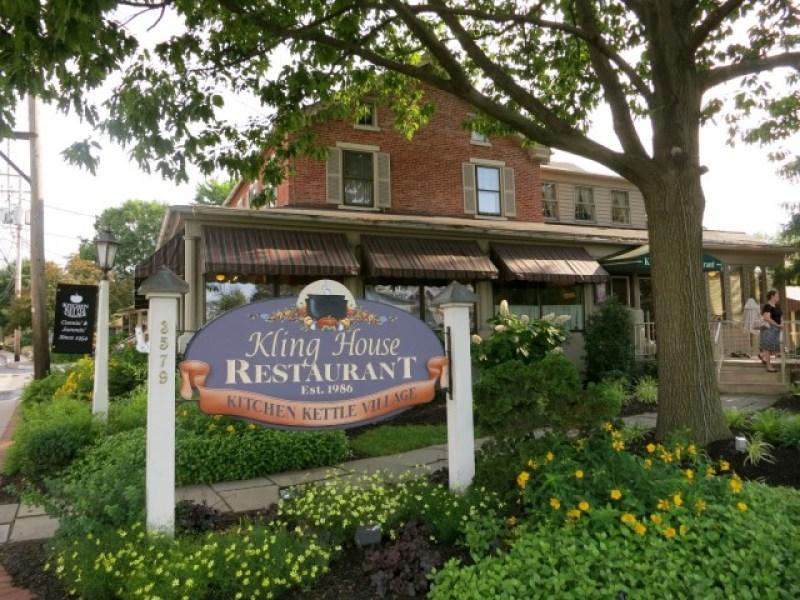 Kling House Restaurant