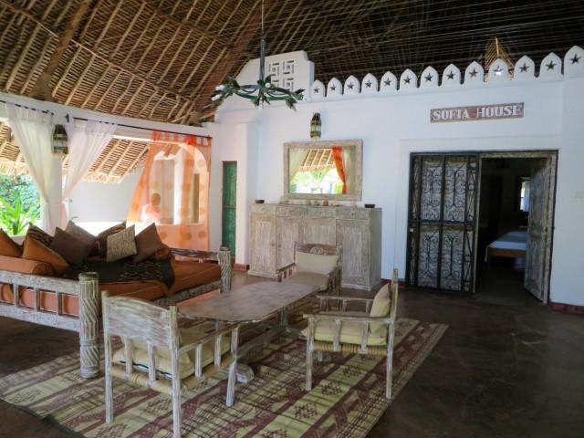Sofia House, Diani Beach, Kenya