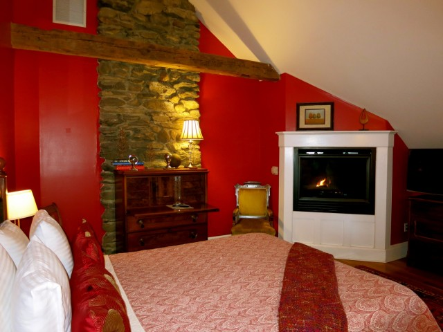 Winterberry Room, Buttermilk Falls Inn, Milton NY