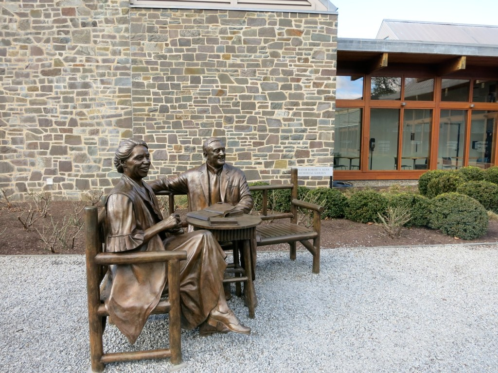 FDR National Historic Site Visitor's Center, Hyde Park, NY