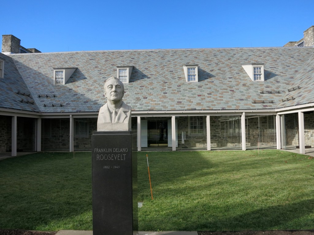 FDR Museum and Library, Hyde Park, NY