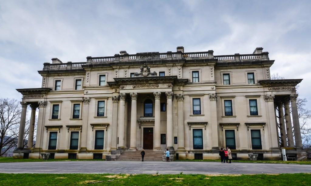Vanderbilt Mansion National Historic Site - Hyde Park NY