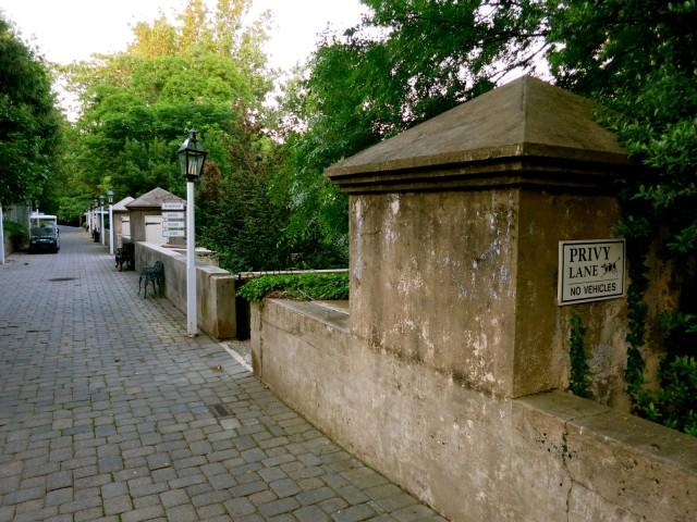 Privy Lane, Inn at Montchanin Village, Montchanin DE