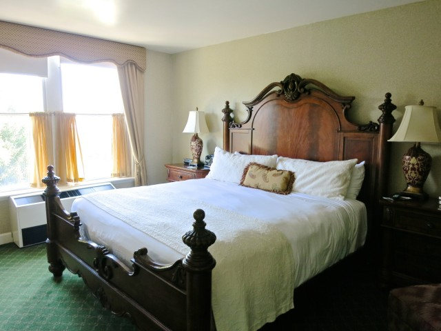 Deluxe King Room, The Martha Hotel, Abingdon VA
