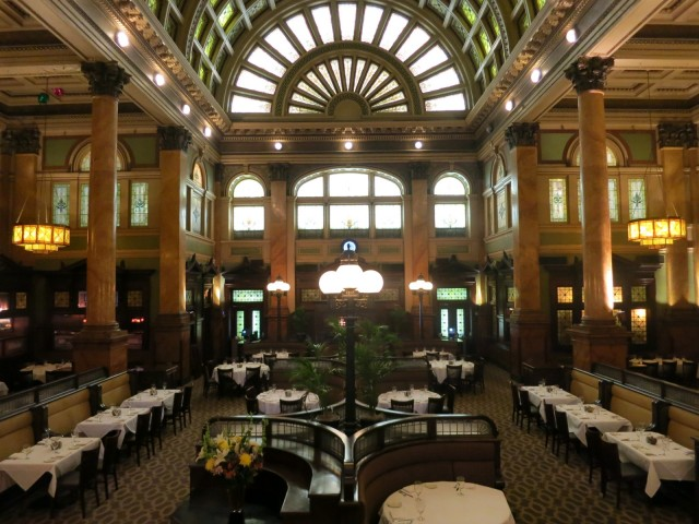 Grand Concourse Restaurant, Pittsburgh