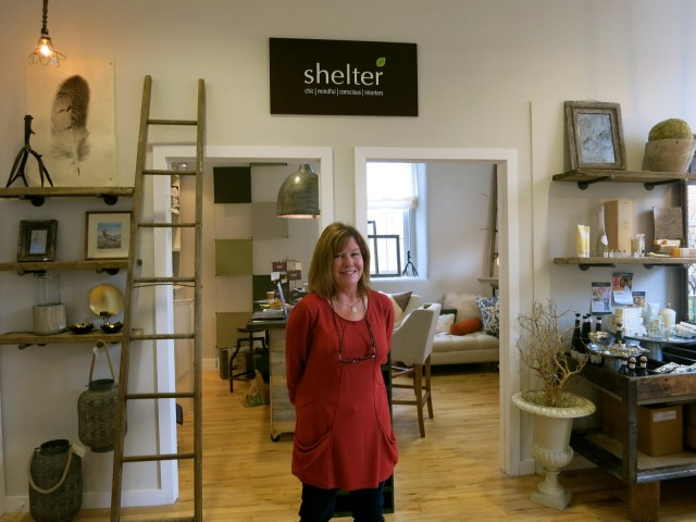 Shelter, Hawley Silk Mill, PA