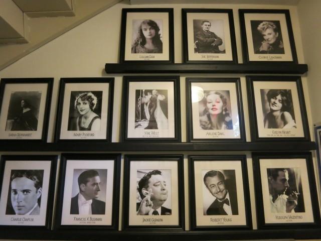 Stairwell Portraits