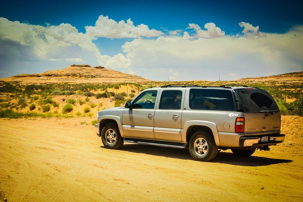 Desert Roadside Emergency Kit