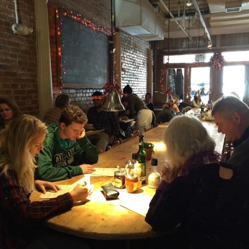 Le Pain Quotidien Restaurant - Georgetown - Washington DC