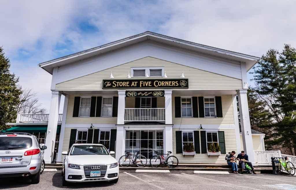 Five Corners Cafe - Williamstown, MA