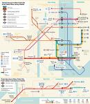 Hotels near NYC map