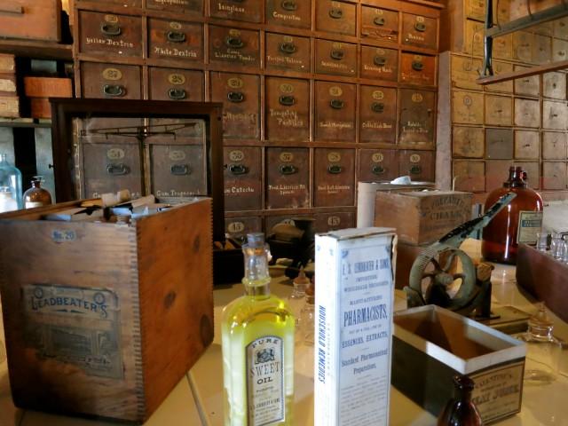 Leadbeaters Apothecary Museum Alexandria VA