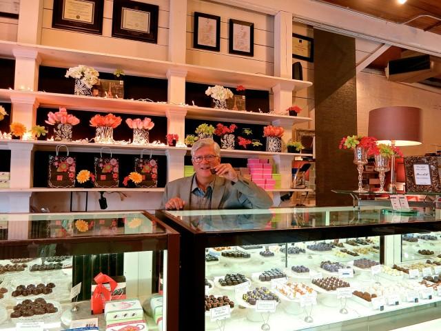 Olver Kita Chocolates, Rhinebeck NY