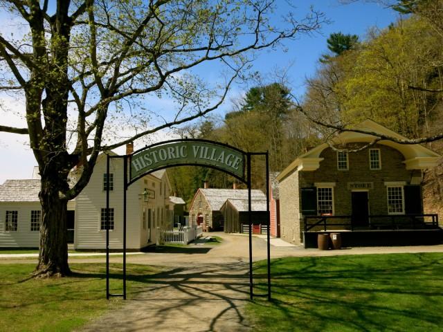 Farmer's Museum Village