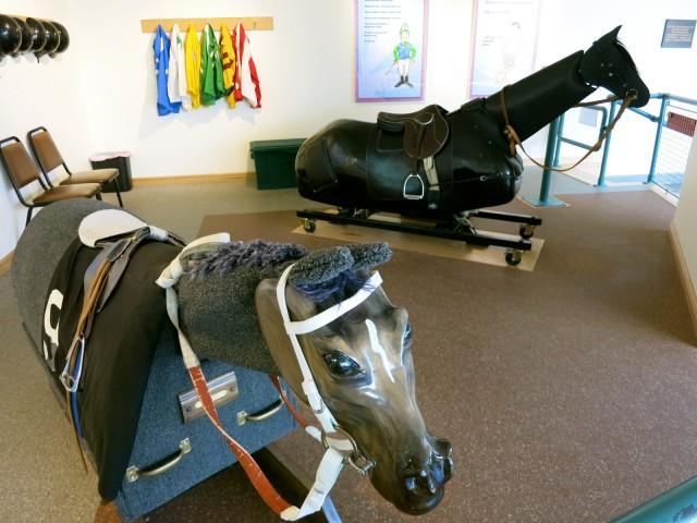 Racing Simulators at Racing Hall of Fame