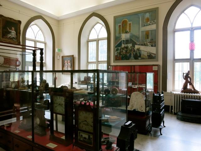 Bennington Museum Church Gallery