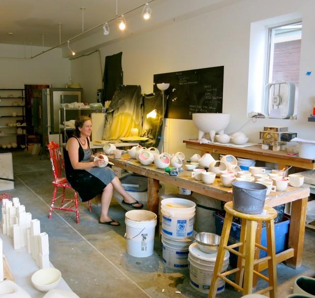 L&M Studio, Catskill NY