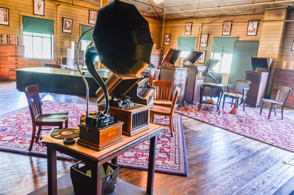 Music Room - Thomas Edison National Historic Site
