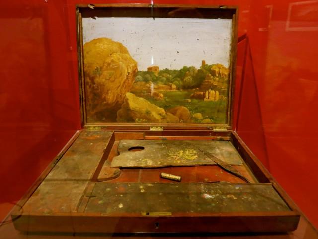 Thomas Cole's Paint Box