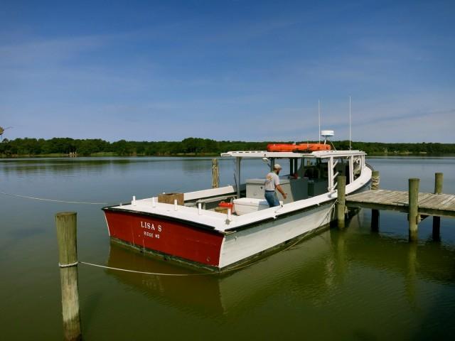 Lisa S. Watermen Heritage Tour