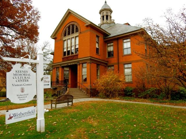 Keeney Memorial Cultural Center, Wethersfield CT