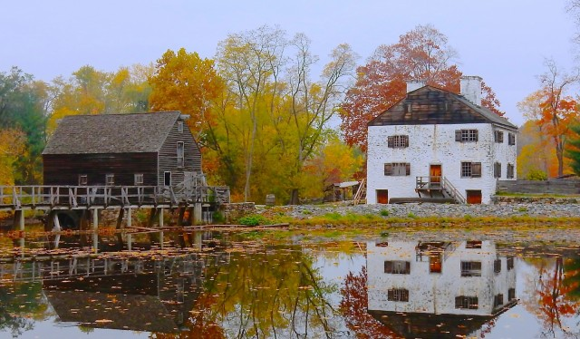 Philipsburg Manor, Tarrytown NY