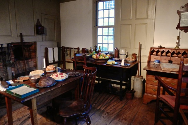 Stevens House, Wethersfield CT