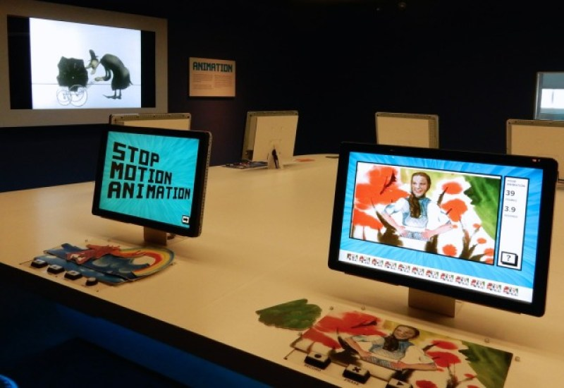 DIY Animation, Museum of the Moving Image, NY