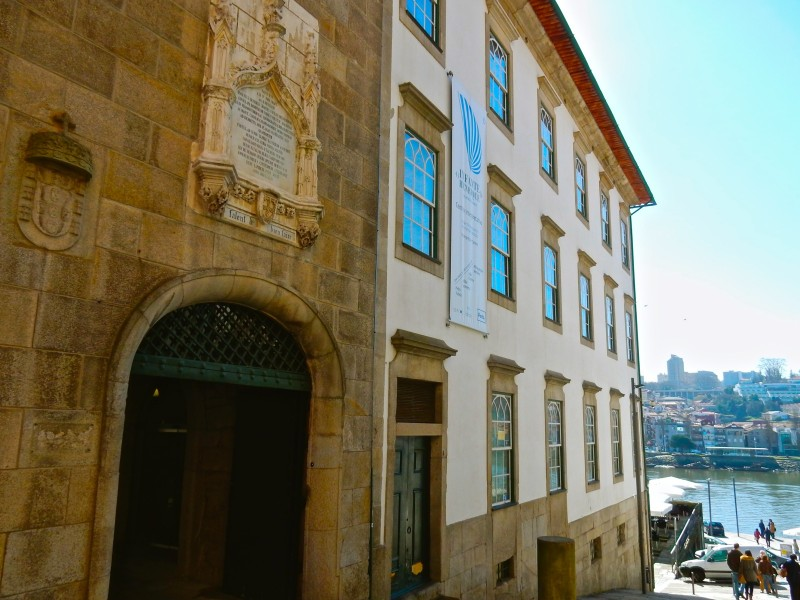 Prince Henry the Navagator Born here 1394, Porto Portugal