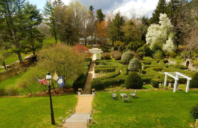 Airlie Resort English Garden, VA
