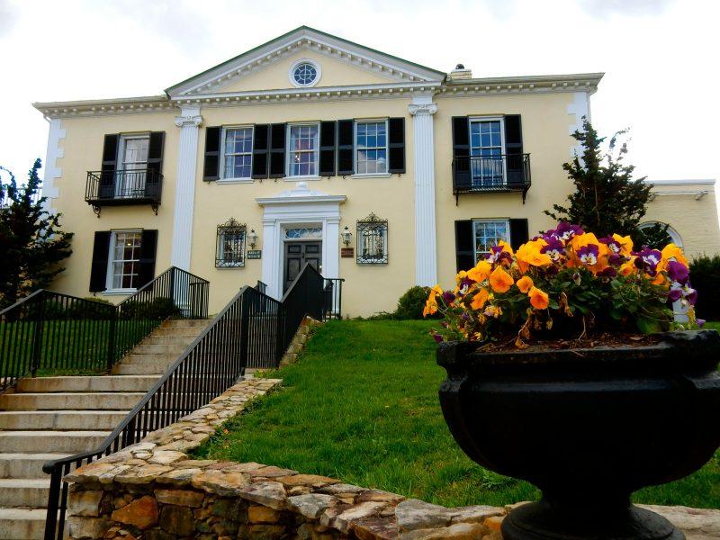 Airlie Resort Mansion, Warrenton VA