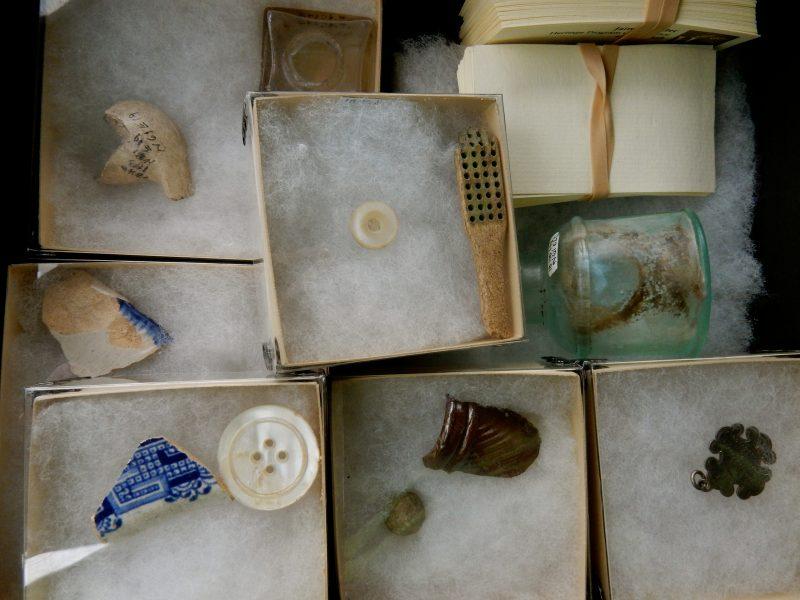 Archeology, Patapsco Female Institute, Ellicott City MD @GetawayMavens