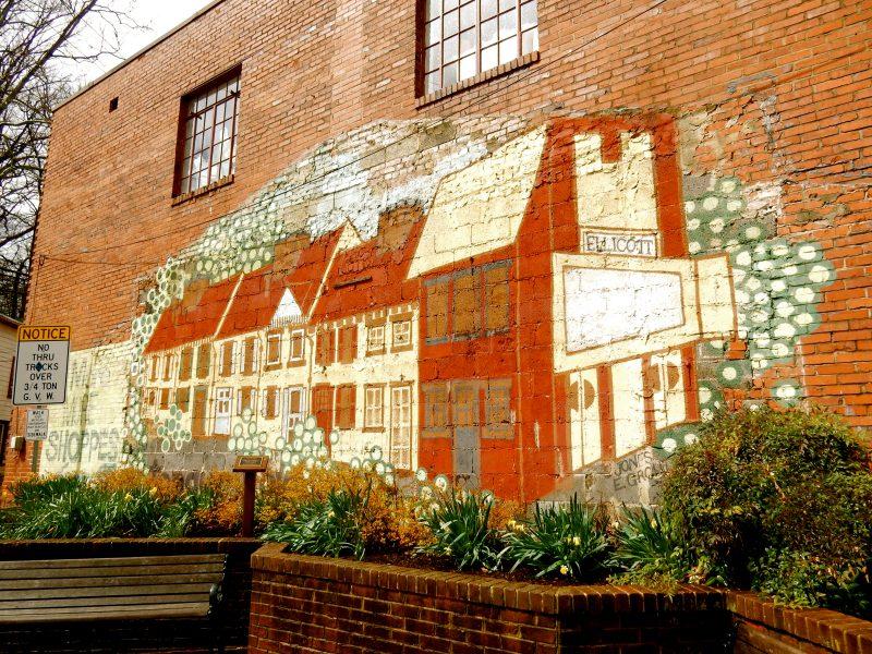 Mural, Ellicott City MD #Maryland #VisitMD @GetawayMavens