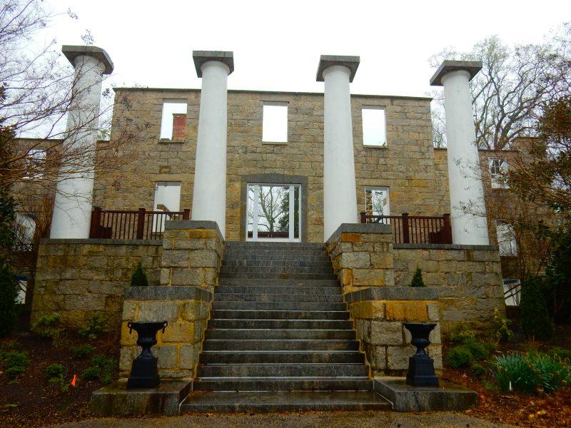 Patapsco Female Institute Ruins, Ellicott City MD @GetawayMavens