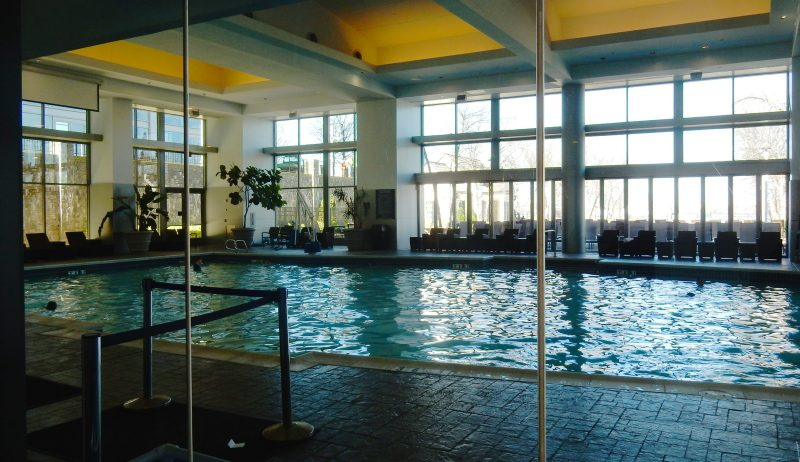 Pool at Gaylord National Harbor, MD