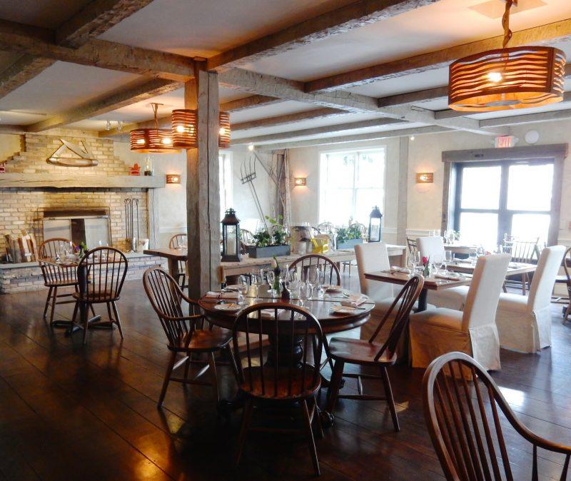 Artisan Restaurant, Four Columns Inn, Newfane VT