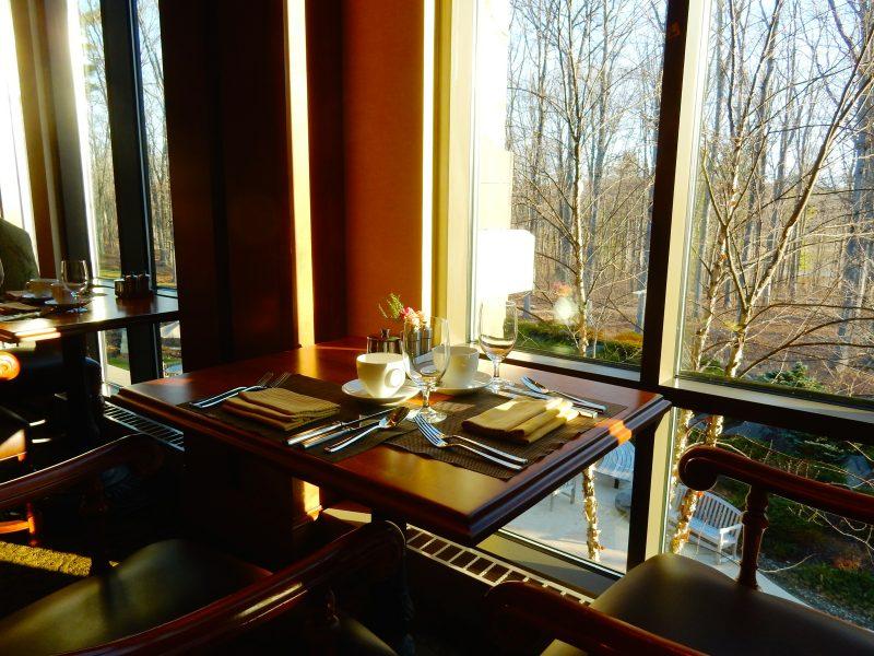 Breakfast, Lodge at Woodloch, PA