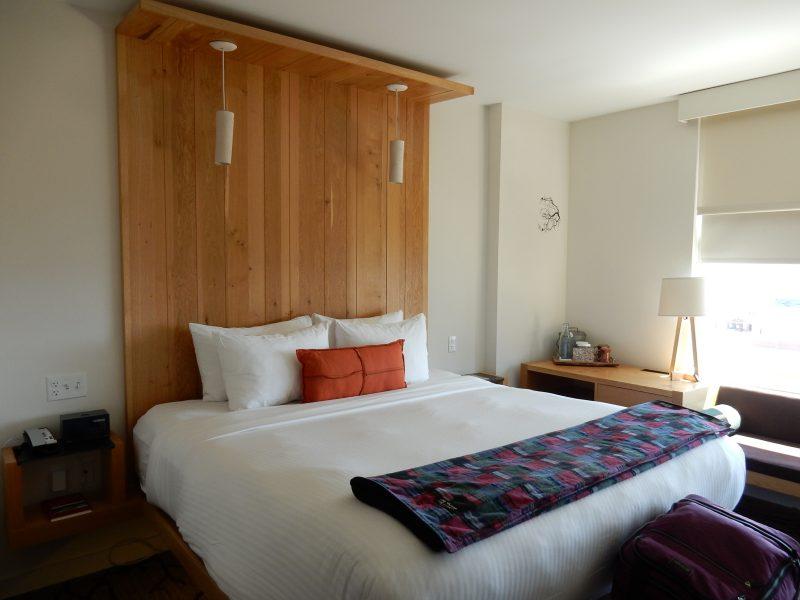 Guestroom, Hotel Vermont, Burlington VT