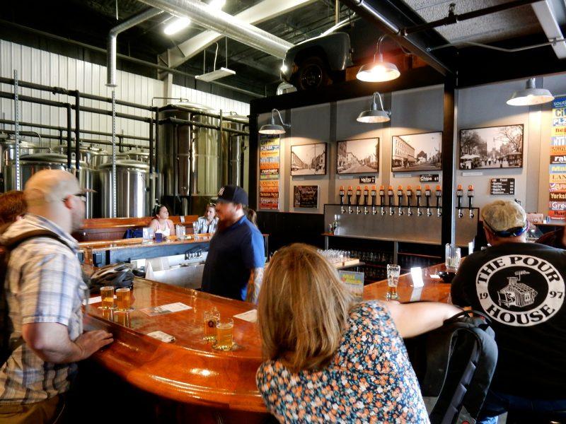 Queen City Brewery, Burlington VT