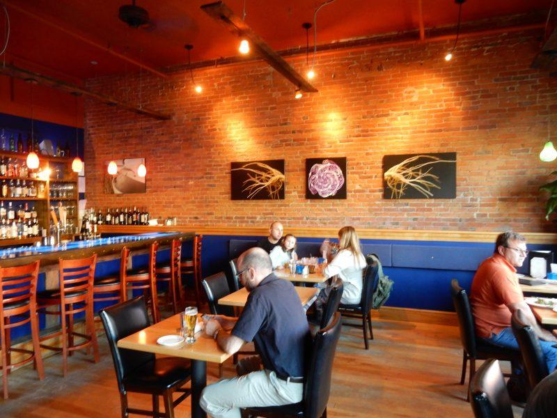 Roots Restaurant, Rutland VT